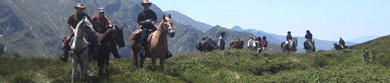 Chevaux » Balkan Trail » About the trek